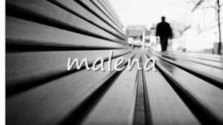 Gambar cover Sandi Cenov - Malena (lyrics)