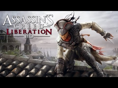 Awesome Graphics game Assaincreed liberation free download