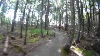 Mountain Biking AT Kejimkujik  National Park with the GOPRO EPISODE ONE
