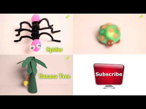 How to Make Ice Cream Cone | Learn Art and Craft | DIY Ice Cream Cone |  Art and Craft