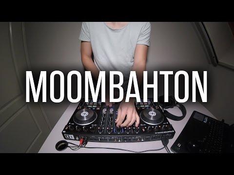 Moombahton Mix 2017   The Best of Moombahton 2017 by Adrian Noble   Traktor S4 MK2