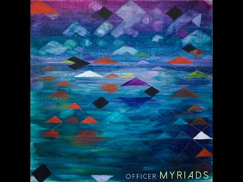 Officer, Myriads - Debut LP Promo Video