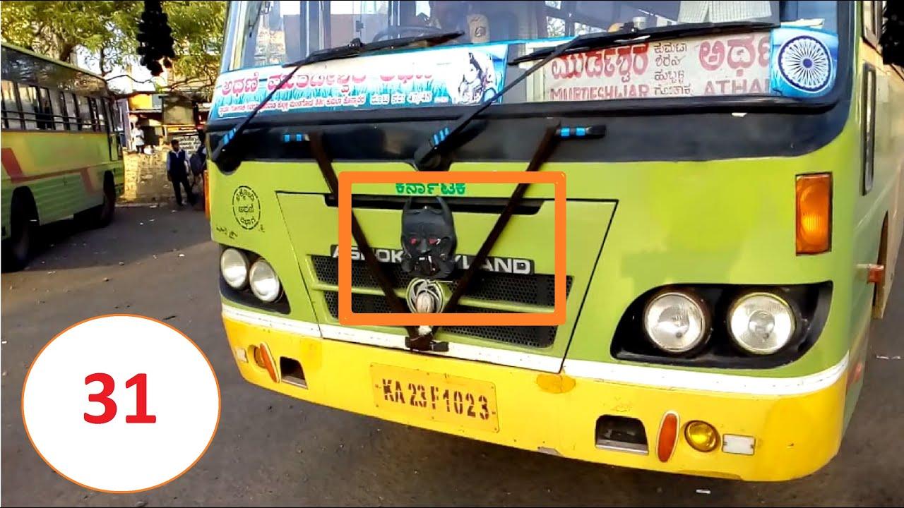Chikkodi Division's NWKRTC Buses - Karnataka & Maharashtra