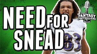 Need for Snead | Is Willie Snead a Good Fantasy Football Flex Option?