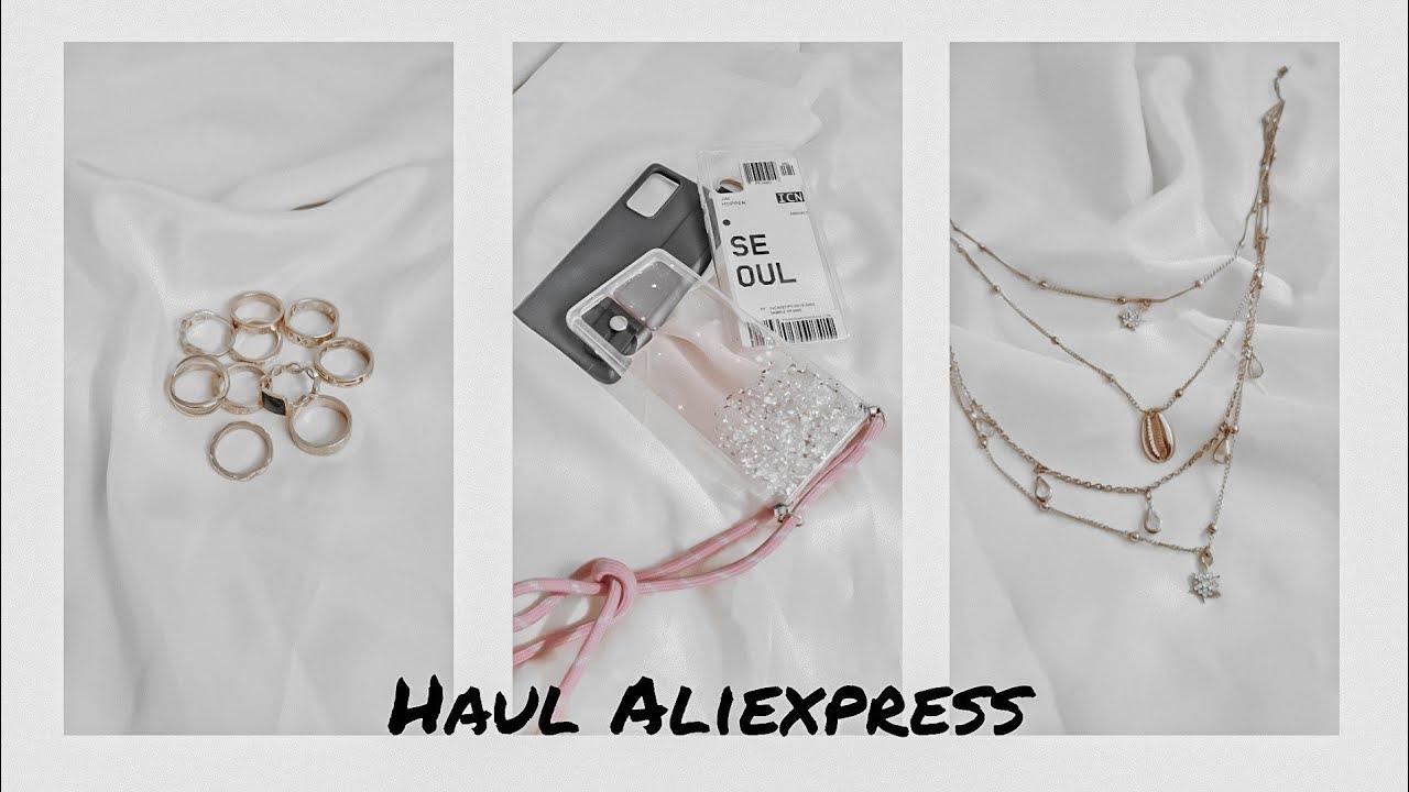 Haul AliExpress  (case, accesorios, photocards, etc) part 1.