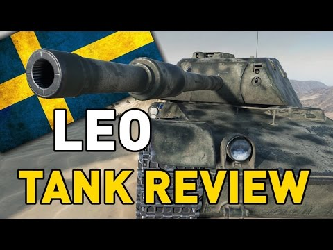 World of Tanks || Leo - Tank Review