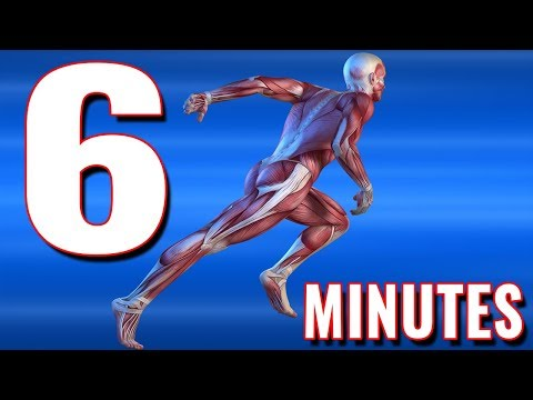 How to Run a Mile in 6 Minutes or Less!