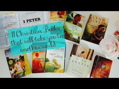 11 Christian Books That Will Take You Out of This World!