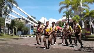 yel-yel Bikin Ngakakkkkkk.... Sangga Pendobrak (PRANAMGA) Pramuka SMKN 6 Garut Th. 2017