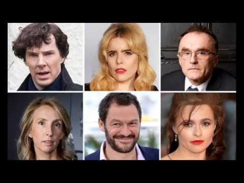 Celebrities sign pro EU letter... Seriously?