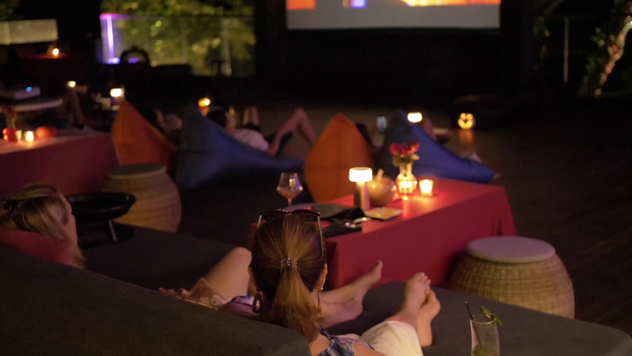 Halloween Moonlight Cinema - Sugarsand Bali