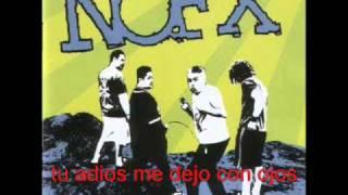 nofx-all of me subtitulado