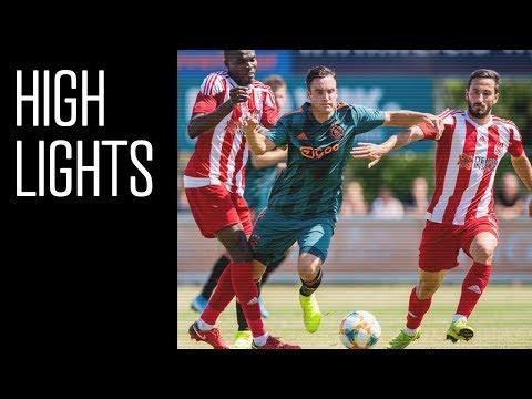 Highlights Ajax - Sivasspor