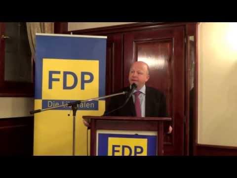 Rede von Michael Theurer, MdEP bei der Jahreshauptversammlung der FDP Stuttgart