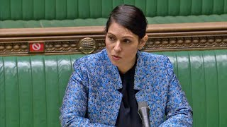 video: Labour accused of exploiting anger over Sarah Everard vigil to vote against new police powers