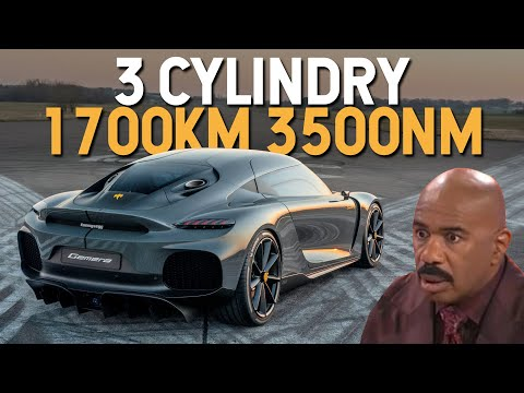 Koenigsegg Gemera – Jak to działa!?