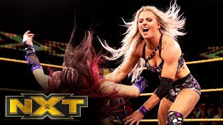 Candice LeRae vs. Io Shirai: WWE NXT, Oct. 30, 2019
