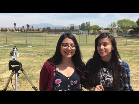 Perris High School ASB Video 5 18 16