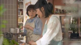 似てるから「本当の母と娘かな?」と思った。 東京ガス 省エネCMシリー...