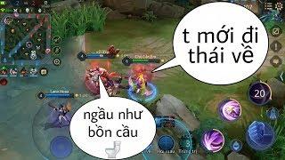Troll Game _ Na Cà Rốt Bê Đê Qua Thái Về Gặp Troll Team Quá Hài | Yo Game