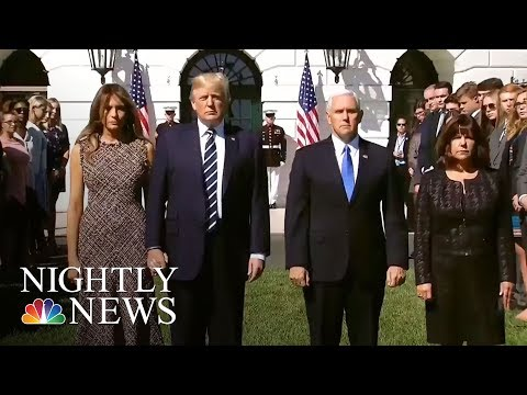 President Donald Trump Calls Las Vegas Shooting An 'Act Of Pure Evil' | NBC Nightly News