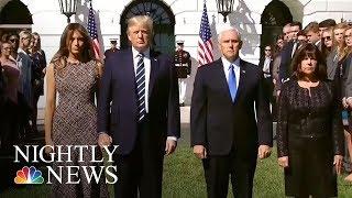 President Donald Trump Calls Las Vegas Shooting An 'Act Of Pure Evil' | NBC Nightly News