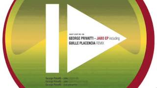 George Privatti - Jabo - Guille Placencia Remix - Night Light Records