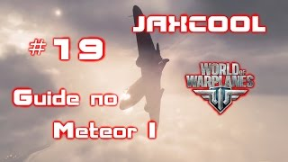guide по gloster meteor f i jaxcool world of warplanes