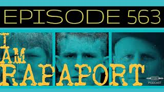 I Am Rapaport Stereo Podcast Episode 563 - Luminary / Jack Nicholson / NBA Playoffs