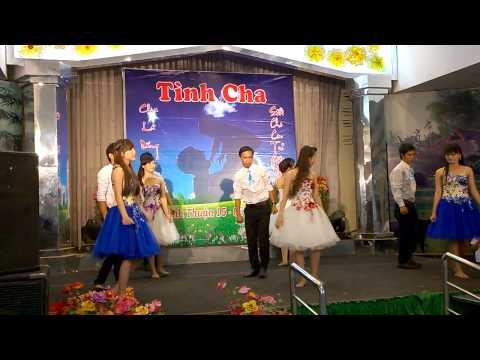Múa cử điệu: Cha và con - Nhóm ca múa nhạc Giới trẻ Gx Bình Thuận