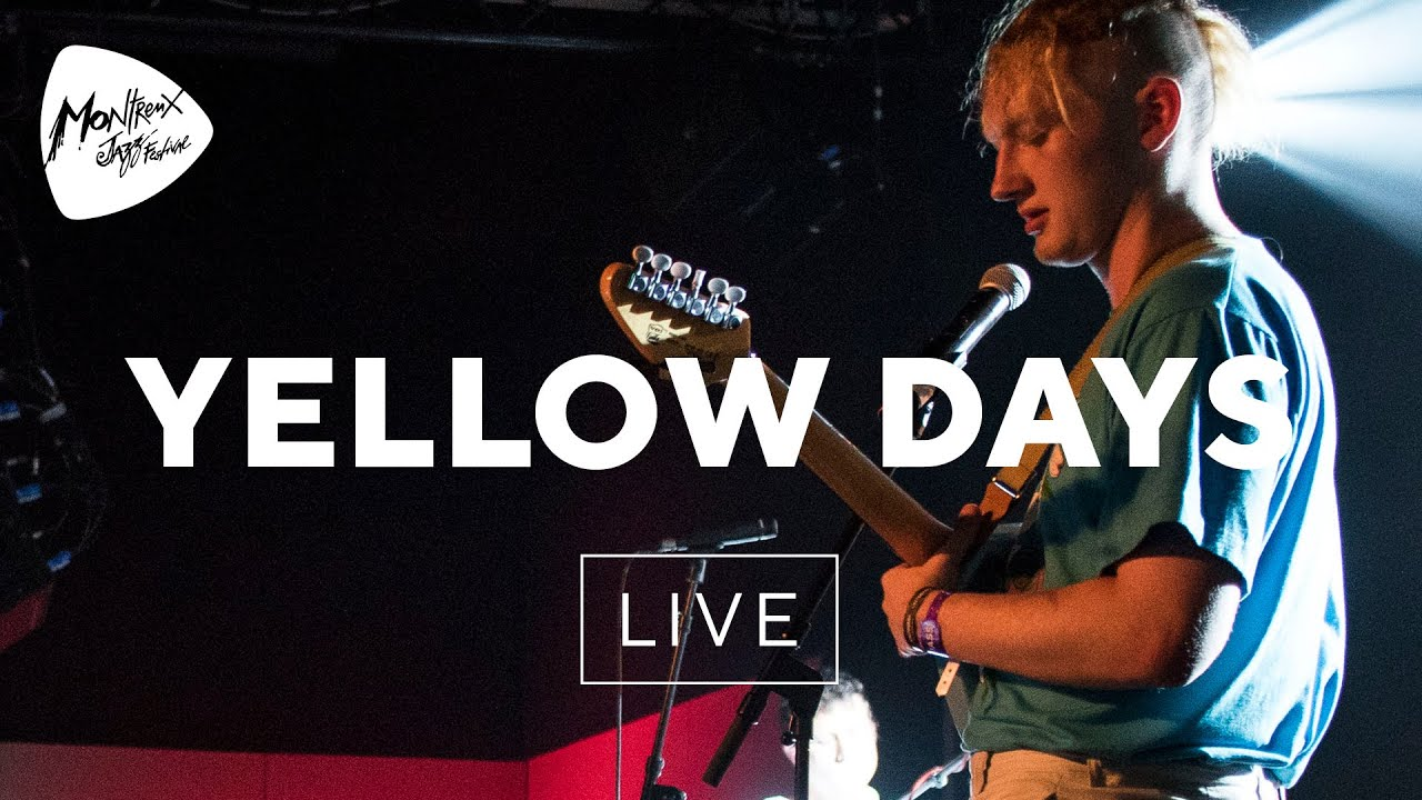 Download Yellow Days Live at Montreux Jazz Festival 2018