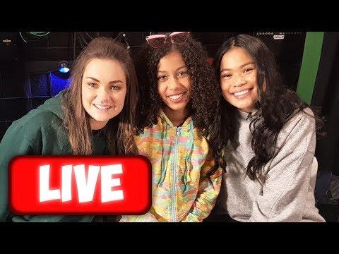 R-EURO-READY!   ABC ME Live on YouTube Episode 19