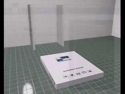 Douchewand Glas Schoonmaken : Badkamer voegen schoonmaken unique schoonmaken badkamer