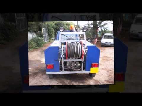 Drains & Pipe Cleaning - Carnon Valley Transport Ltd  / Aquarius SW Tank & Drain