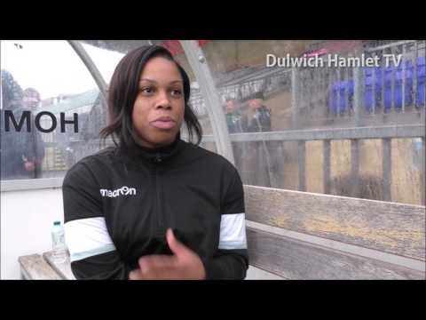 Dulwich Hamlet TV meet the Sports Therapist Team