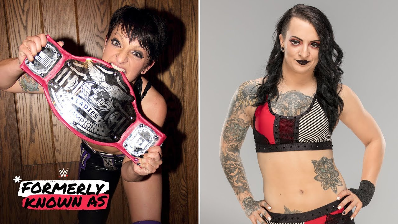 Ruby Riott reveals her reality TV namesake: WWE Formerly Known As