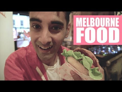 The BEST MELBOURNE FOOD you must try!