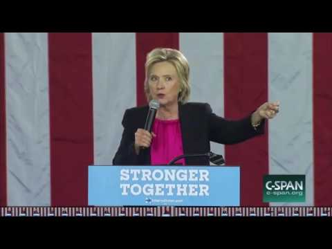 Hillary Clinton on the Threat of Climate Change