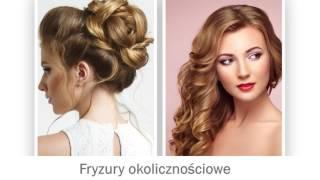 Oryginalne fryzury okolicznościowe Warszawa Małgorzata Pietrzak Zakład Fryzjersko-Kosmetyczny