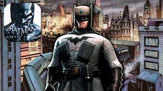 Hodgepodgedude играет Batman Летопись Аркхема #1 (мобильная игра, iOs)