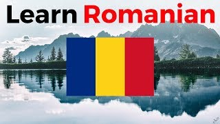 Learn Romanian While You Sleep 😀  Most Important Romanian Phrases and Words 😀 English/Romanian