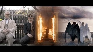 Because the Night' ~ Aziraphale/Crowley (Good Omens) - HDclub Me HD