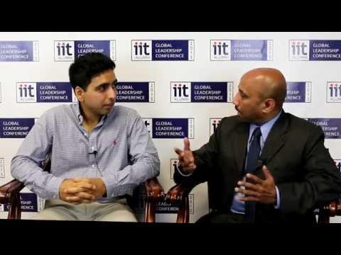 Salman Khan latest interview - Khan Academy, at IITGLC 2015