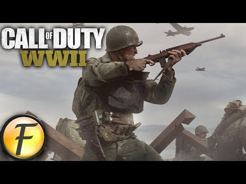 CALL OF DUTY WWII SONG ►