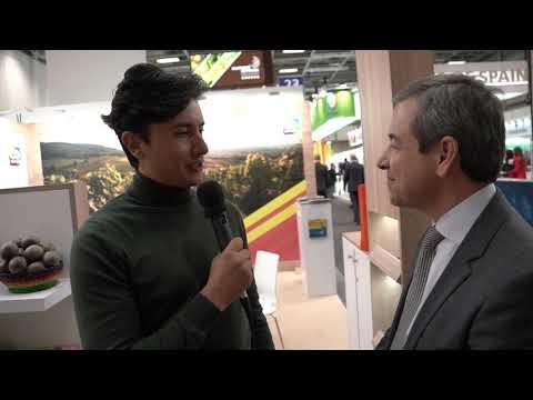 Procolombia Interview Fruit Logistica Berlin 2019