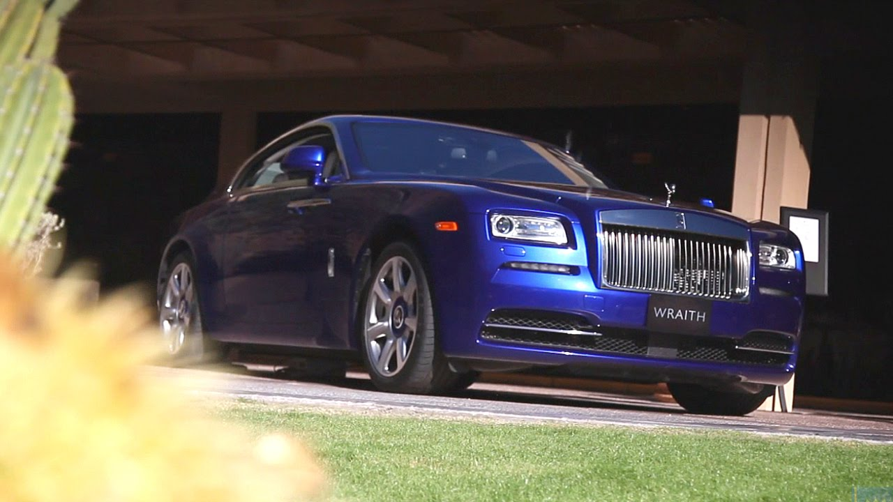 2016 Rolls-Royce Wraith - Review and Road Test - YouTube