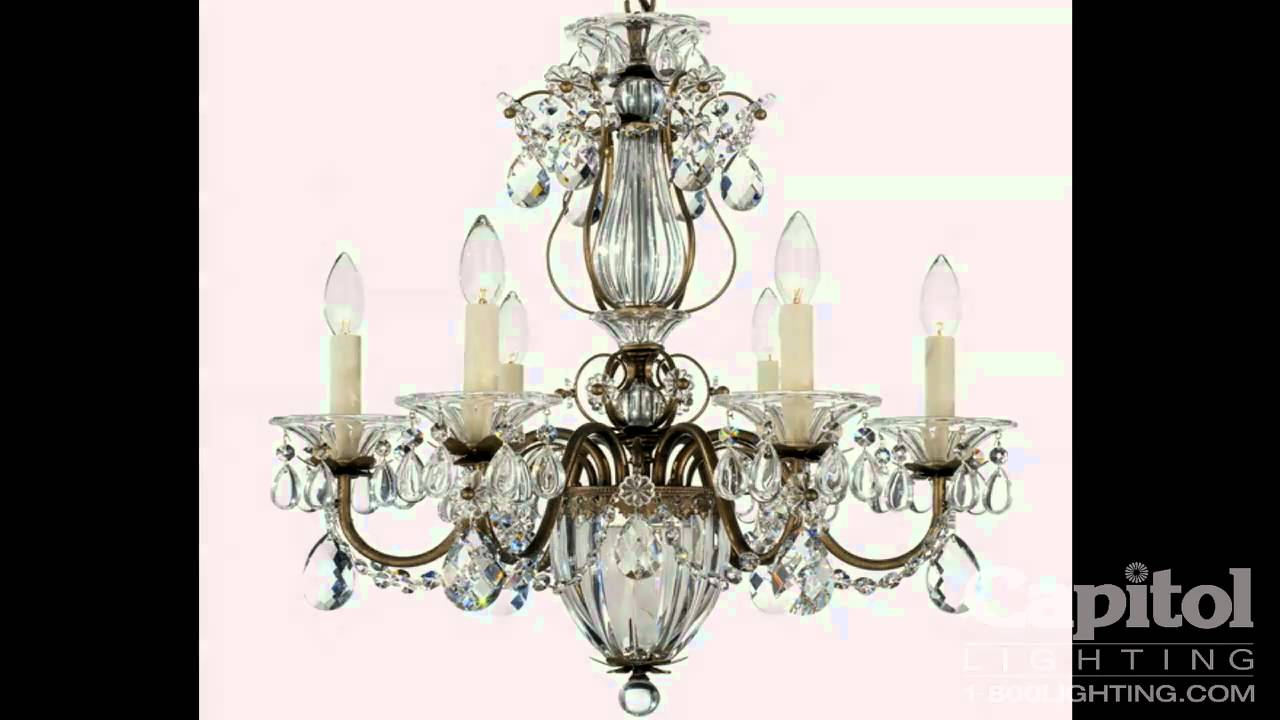 Schonbek Lighting Bagatelle Collection Video