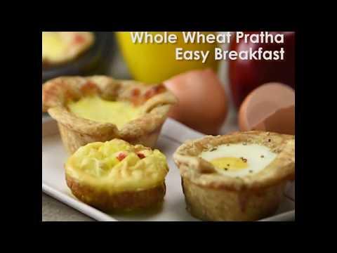 Whole Wheat Easy Breakfast