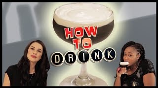 HOW TO MAKE A GREAT WHITE RUSSIAN!