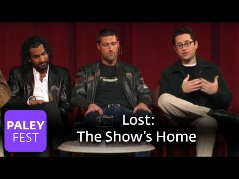 Lost - JJ Abrams On ABC As A Home For Lost (Paley Center, 2005)